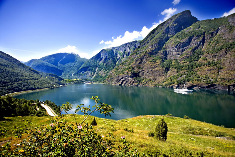Moje volba: Fjord Aurland pod ochranou UNESCO