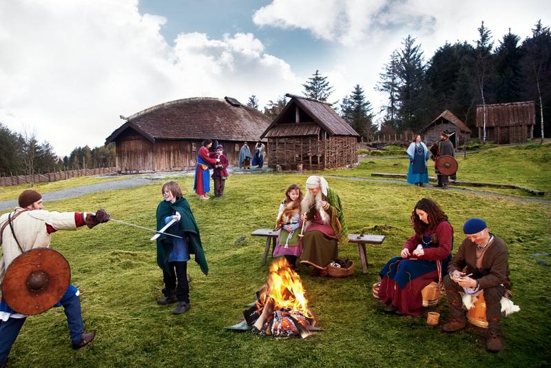Moje volba: Vikingská osada v Avaldsnes