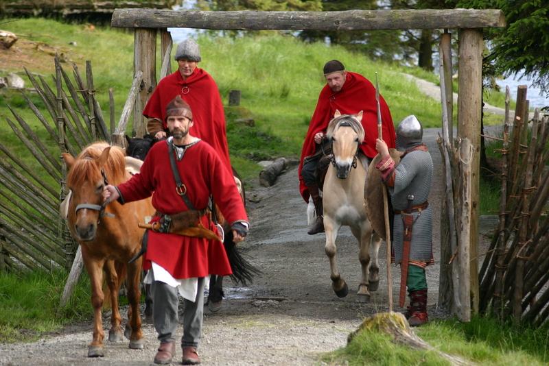 Moje volba: Vikingové ve skanzenu v Avaldsnes