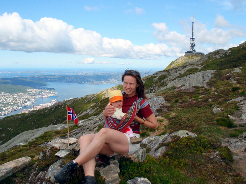 Moje volba: Výstup na horu Ulriken nad Bergenem