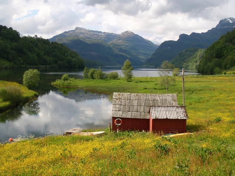 Moje volba: V okolí Eikelandsosen