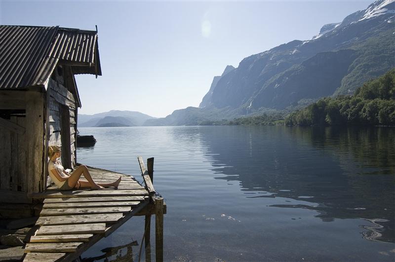 Moje volba: Pohoda ve Førdefjordu