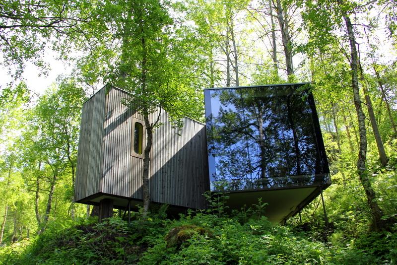 Moje volba: Hotel Juvet v údolí Valldalen