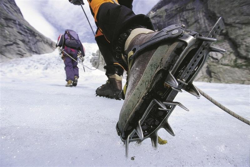 Moje volba: Na ledovci Jostedalsbreen