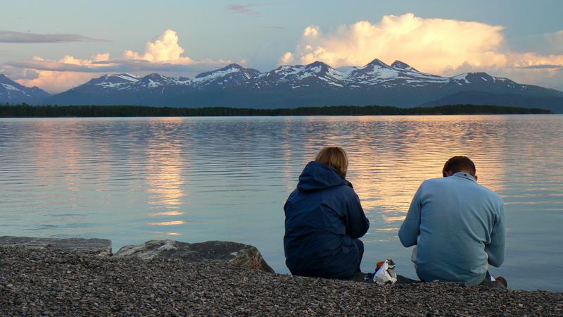 Moje volba: Večerní pohoda s výhledem na Romsdalské Alpy