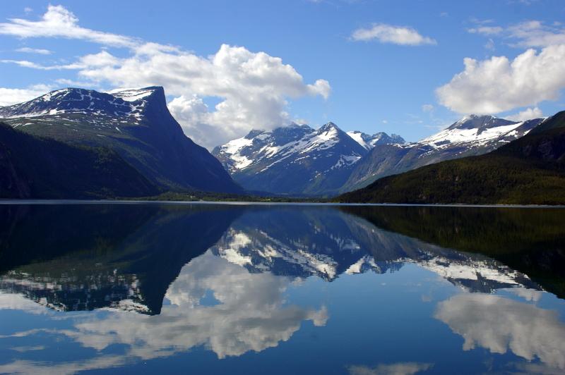 Moje volba: Romsdalské Alpy