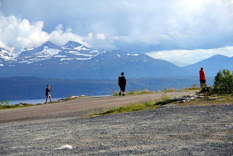 Moje volba: Vyhlídkový bod Varden nad městem Molde