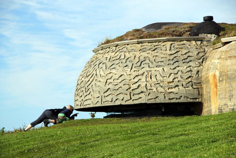 Moje volba: Vojenské muzeum v městečku Bud nedaleko Molde
