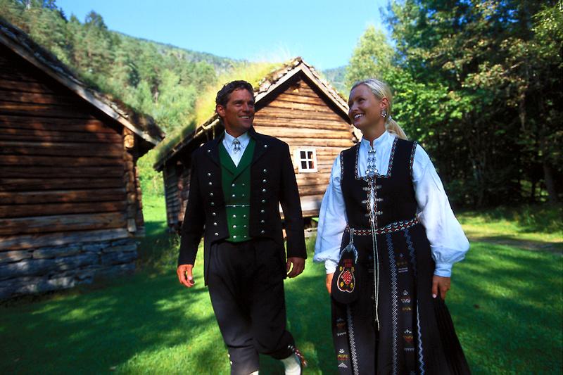 Moje volba: Skanzen v Nordfjordu