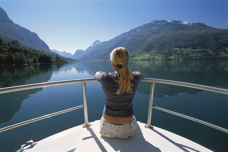 Moje volba: Výlet lodí do Nordfjordu