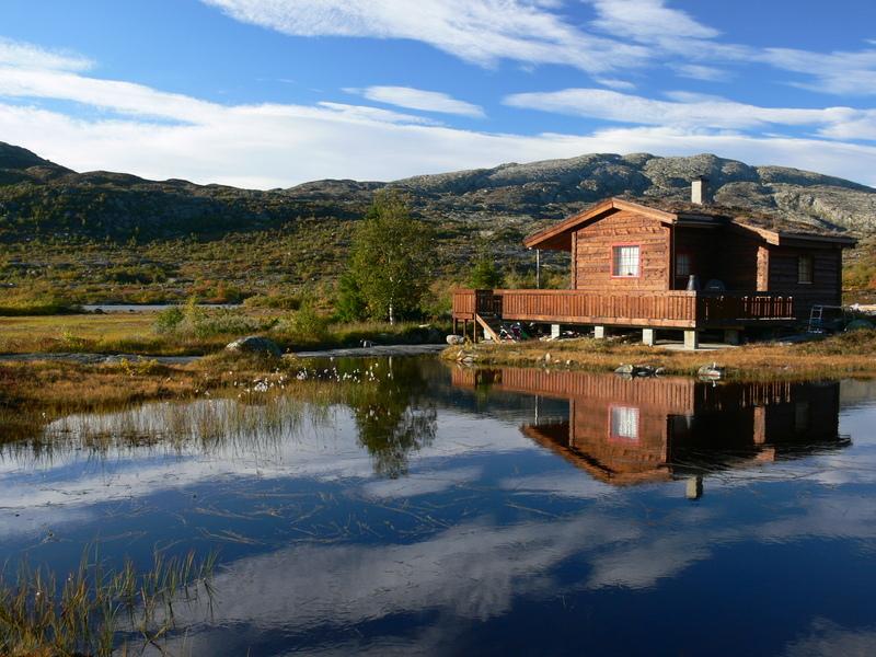 Moje volba: Norské obrazy okolí Bergenu