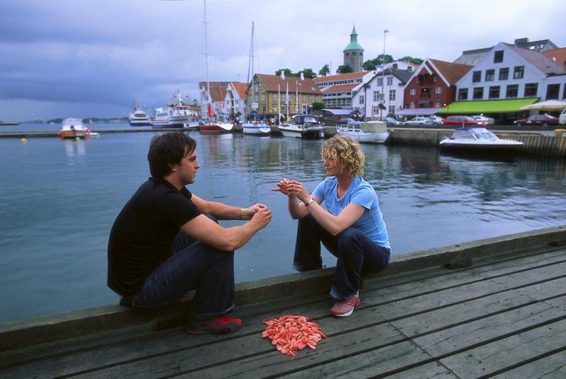 Moje volba: Přístav ve Stavangeru