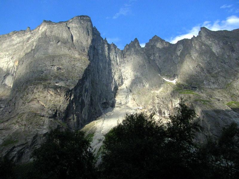 Moje volba: Majestátní Trolí stěna v údolí Romsdalen