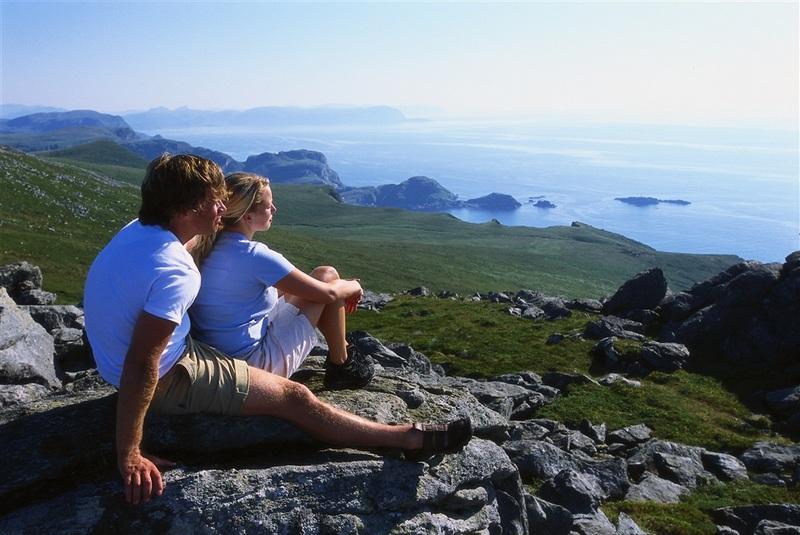Moje volba: Nejzápadnější bod Norska - West Cape